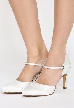 Elsa Coloured Shoes - RAINBOW CLUB PASSIONBERRY - Brautschuh - ivory