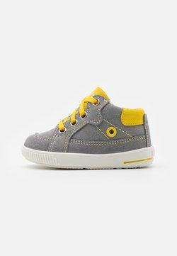 Superfit - MOPPY - Vauvan kengät - grau/gelb