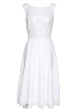 Swing - Cocktailkleid/festliches Kleid - offwhite