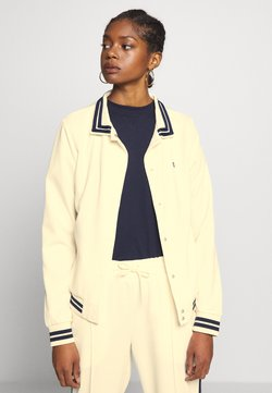 Russell Athletic Eagle R - WEST - Giubbotto Bomber - soya