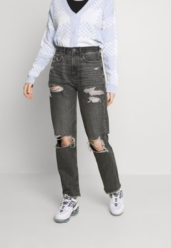 American Eagle - Jeans relaxed fit - stone gray