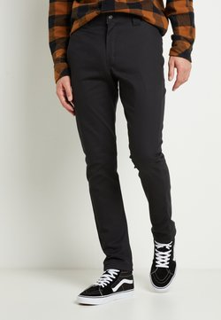 Dickies - SLIM SKINNY WORK PANT - Chinot - black