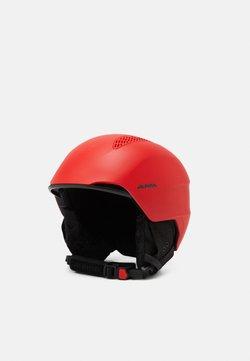 Alpina - Helm - red matt