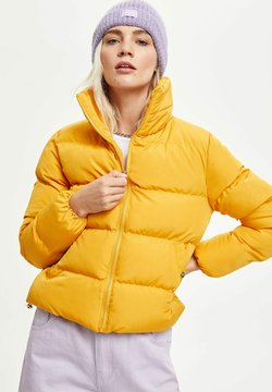 DeFacto - Winterjacke - yellow