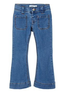 Name it - Bootcut jeans - medium blue denim