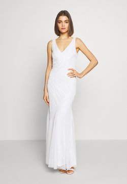 Lace & Beads - MISOMA MAXI - Ballkleid - white