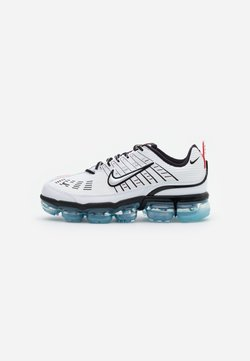 Nike Sportswear - AIR VAPORMAX 360 - Sneaker low - white/black/speed yellow/chile red/bleached aqua