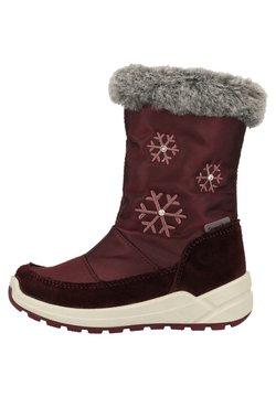 Ricosta - Snowboot/Winterstiefel - plum/brombeer 392