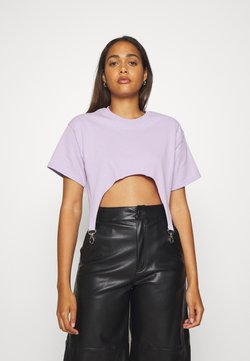 The Ragged Priest - TEE WITH TRIGGERS - T-Shirt basic - lilac