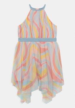 Anaya with love - HIGH NECK HANKY HEM - Cocktailkleid/festliches Kleid - multi-coloured