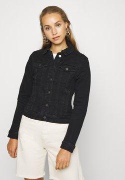 JDY - JDYNEWWINNER JACKET BOX - Veste en jean - black denim