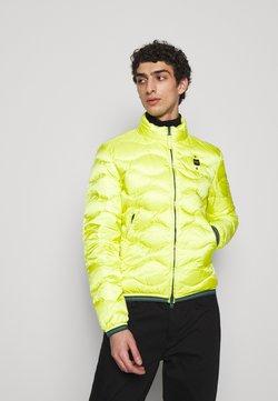 Blauer - Daunenjacke - yellow