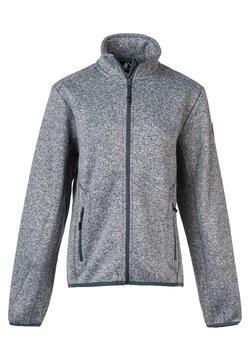 Whistler - SAMANI W  - Fleecejacke - light grey melange