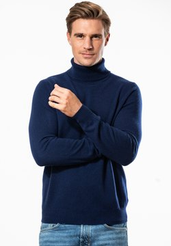 Francesco Fabbri - Strickpullover - dunkelblau
