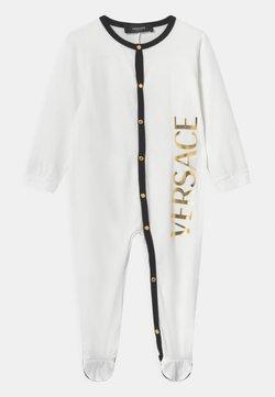 Versace - TUTINA UNISEX - Combinaison - bianco/nero/oro