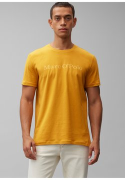 Marc O'Polo - T-Shirt print - harvest gold
