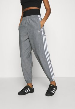 adidas Originals - TRACKPANTS - Jogginghose - black/white
