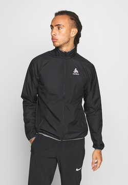 ODLO - JACKET ELEMENT LIGHT - Chaqueta de deporte - black