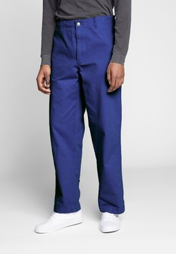 Obey Clothing - MARSHAL UTILITY PANT - Trousers - ultramarine