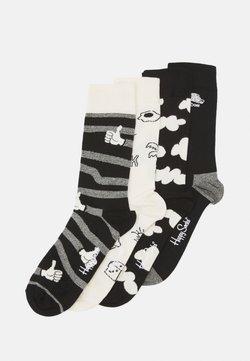 Happy Socks - 4 PACK UNISEX - Socken - multi