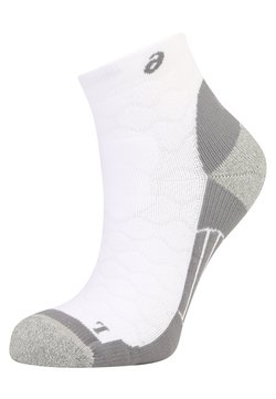 ASICS - ROAD QUARTER - Sportsocken - real white