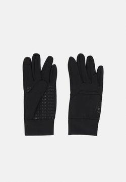 ARKK Copenhagen - GLOVES UNISEX - Fingerhandschuh - black