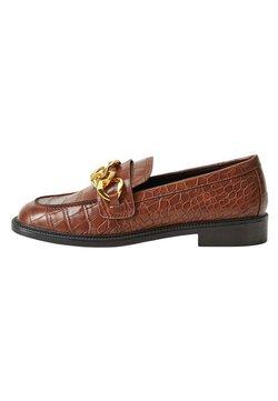 Mango - ROY - Loafers - cognac