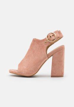 Glamorous - Sandalen met hoge hak - pink