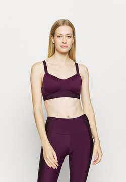 Hunkemöller - THE ALL STAR  - Sujetadores deportivos con sujeción alta - potent purple