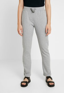 esmé studios - OLIVIA PANTS - Jogginghose - mottled light grey