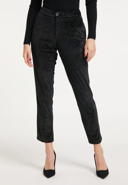 faina - Pantalon classique - schwarz