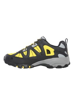 The North Face - M STEEP TECH FIRE ROAD - Sneaker low - tnf black/lightning yelow