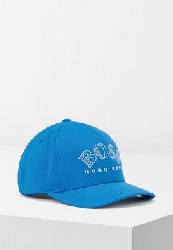 BOSS - CURVED - Casquette - blue