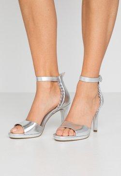 Tamaris - Sandaletter - silver