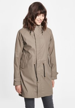 Derbe - Travel Cozy MONO - Parka - brindle