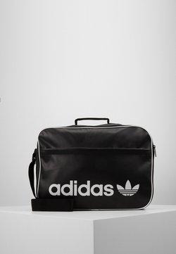 adidas Originals - VINT AIRLINER - Sac bandoulière - black