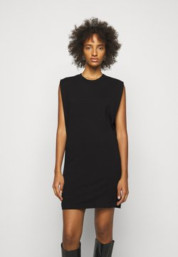 DESIGNERS REMIX - MANDY MUSCLE DRESS - Vestido de tubo - black