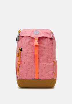 Lässig - BIG BACKPACK ADVENTURE UNISEX - Reppu - rose