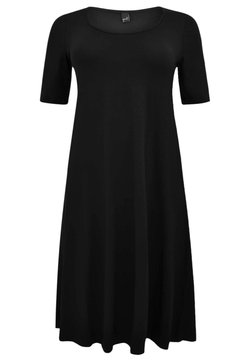 Yoek - Maxikleid - black