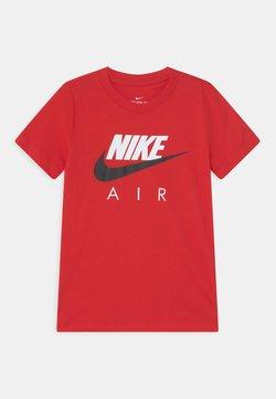 Nike Sportswear - AIR - T-shirt imprimé - university red