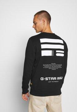 G-Star - RAW DEFINITION R SW L\S - Sweatshirt - black