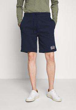 GAP - NEW ARCH LOGO - Shorts - tapestry navy