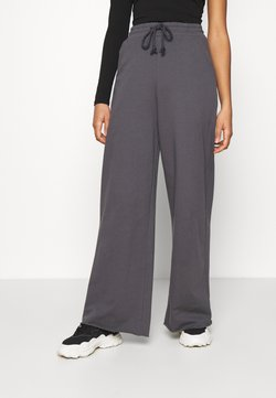 Nly by Nelly - ALL YOU NEED PANTS - Jogginghose - anthracite
