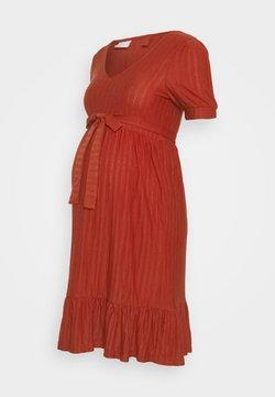 MAMALICIOUS - MLKADI SHORT DRESS - Vestido ligero - bossa nova