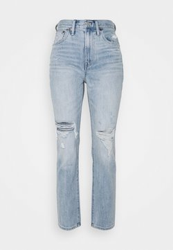 Madewell - RIPPED - Relaxed fit jeans - calabria