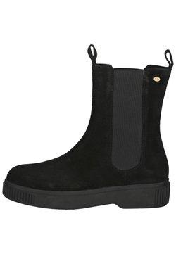 Fred de la Bretoniere - Boots à talons - black