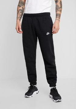 Nike Sportswear - CLUB PANT - Jogginghose - black