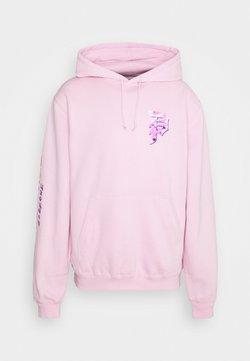 Primitive - GOKU HOOD - Collegepaita - pink