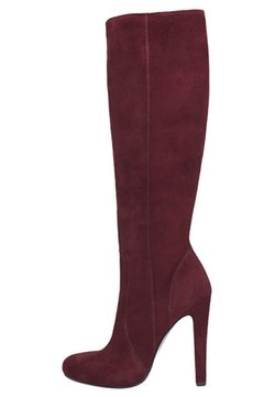 PoiLei - High Heel Stiefel - bordeaux