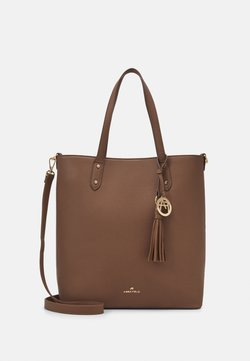 Anna Field - Tote bag - brown
